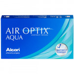 Air Optix Aqua (3 lentilles)