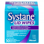 Lingettes nettoyantes pour paupières Systane Lid Wipes
