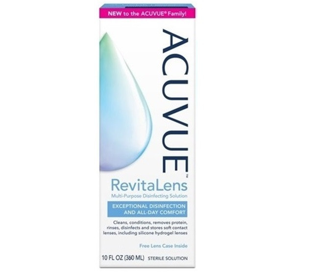 Acuvue Revitalens 360ml