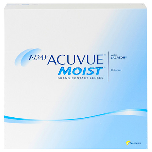 1 Day Acuvue MOIST 90