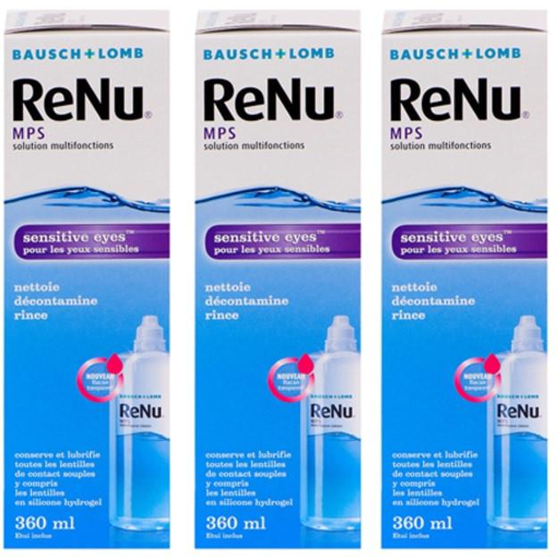 Renu MPS 3X360ml + 1x60ml